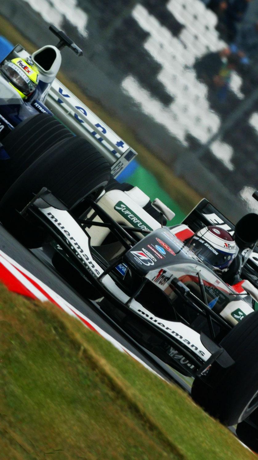 Verstappen e Ralf na França (WRI.net)